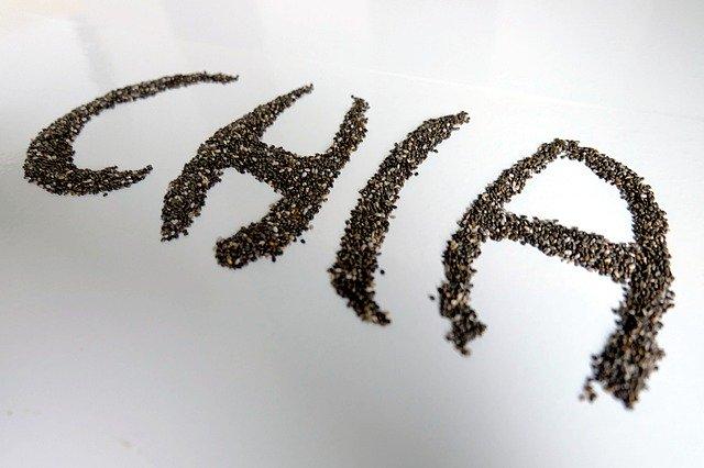 Chia semienka a ich účinky na zdravie